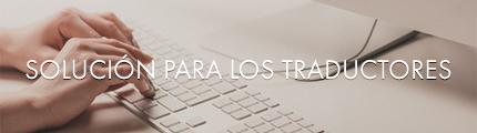 Solución para el traductor