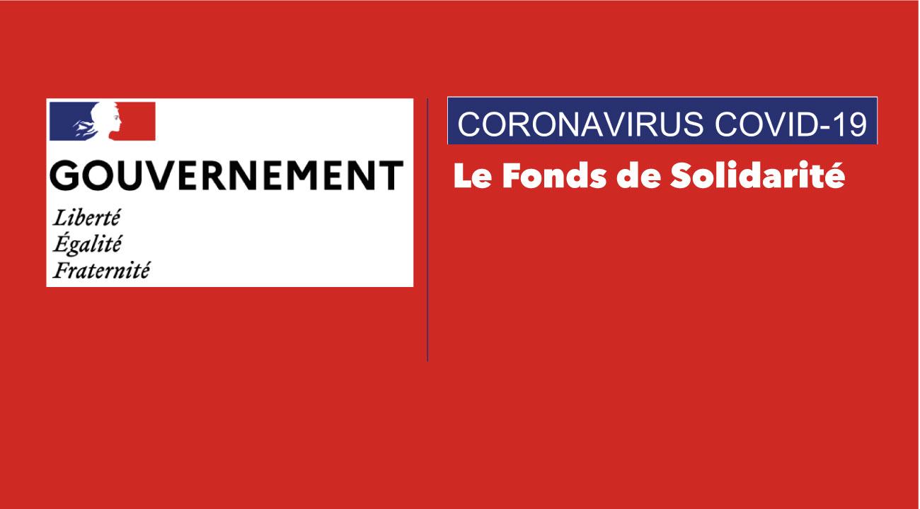 Fonds de solidarité - COVID-19